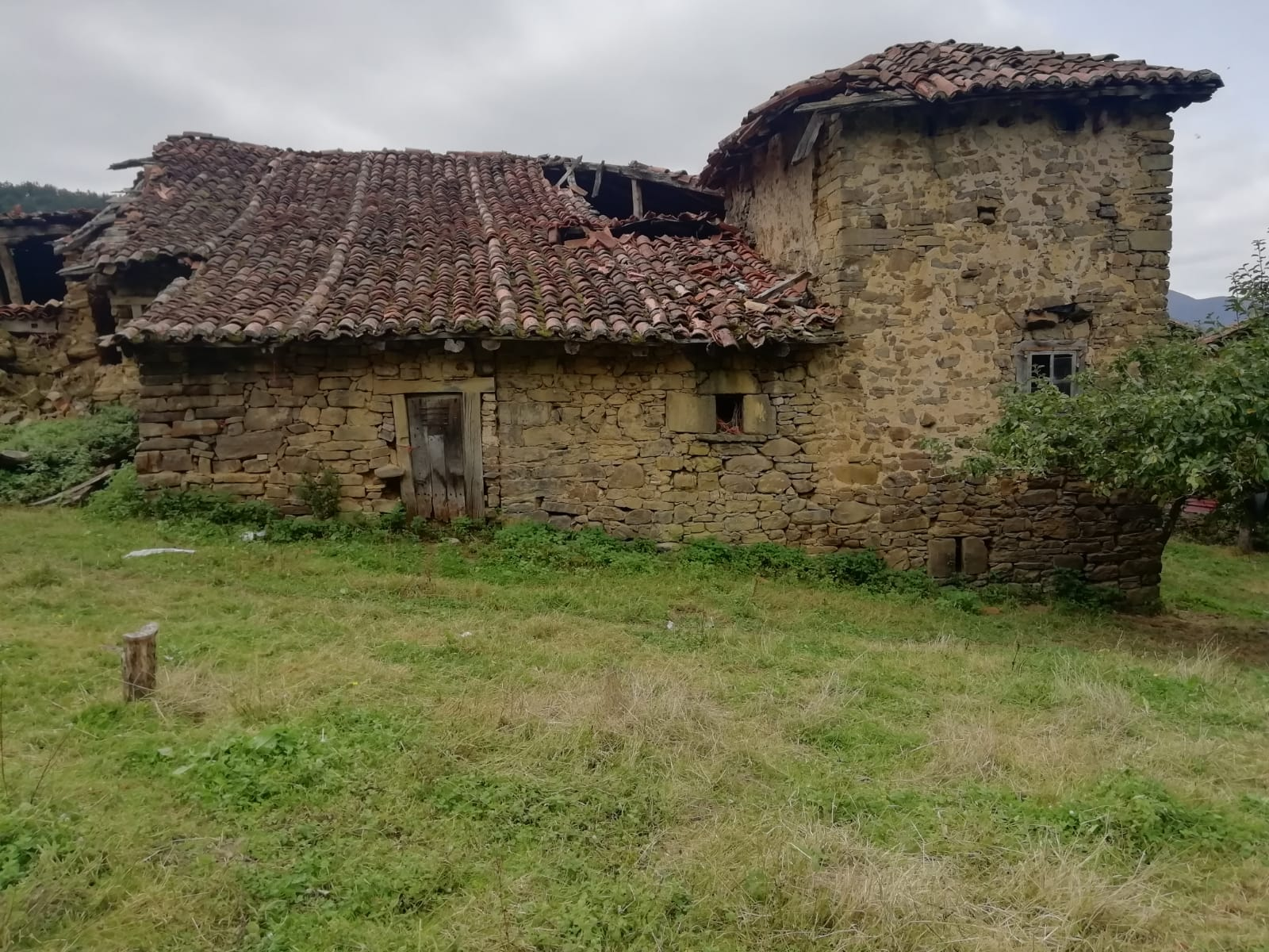 Casa rural en Buyezo